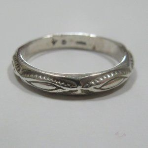 Silpada sterling silver stack ring 925